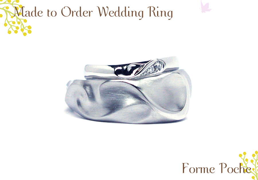 hi170508w1064 ring02 オーダーメイドの結婚指輪 大阪 幅広 イニシャル