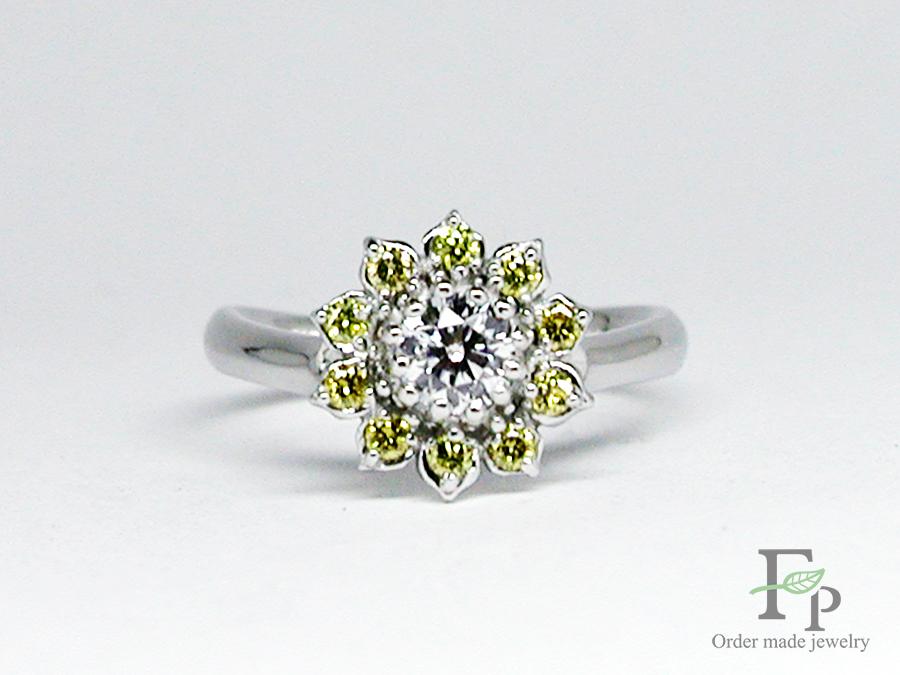 hi170504w1049 婚約指輪 ひまわり 大阪 フォルムポッシュ04