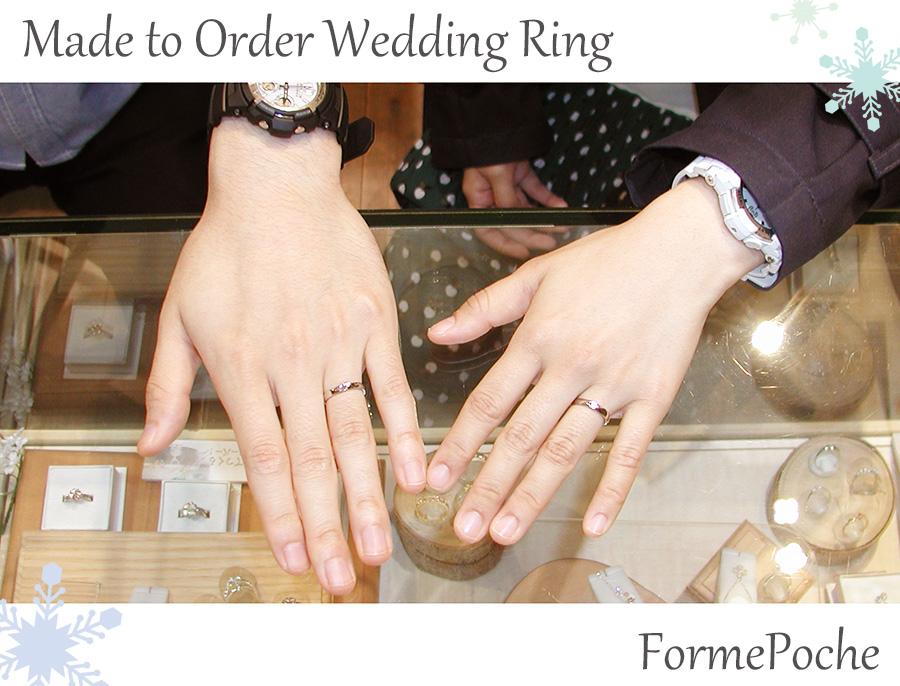 hi170601w1084 オーダーメイド結婚指輪 オリジナル