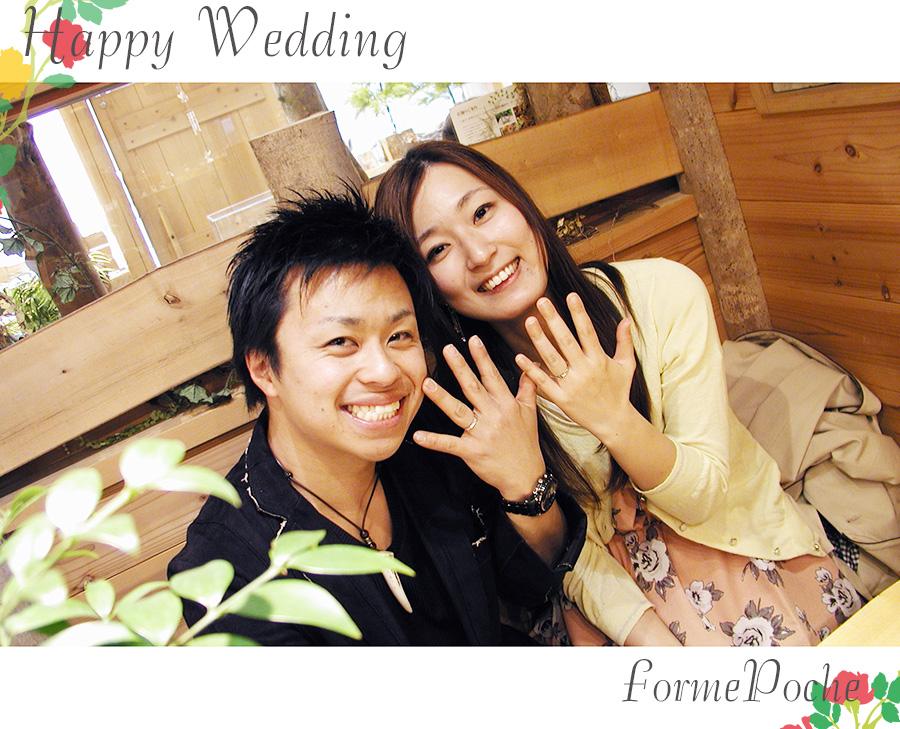 hi170602w1076-02 オーダーメイド結婚指輪 オリジナル