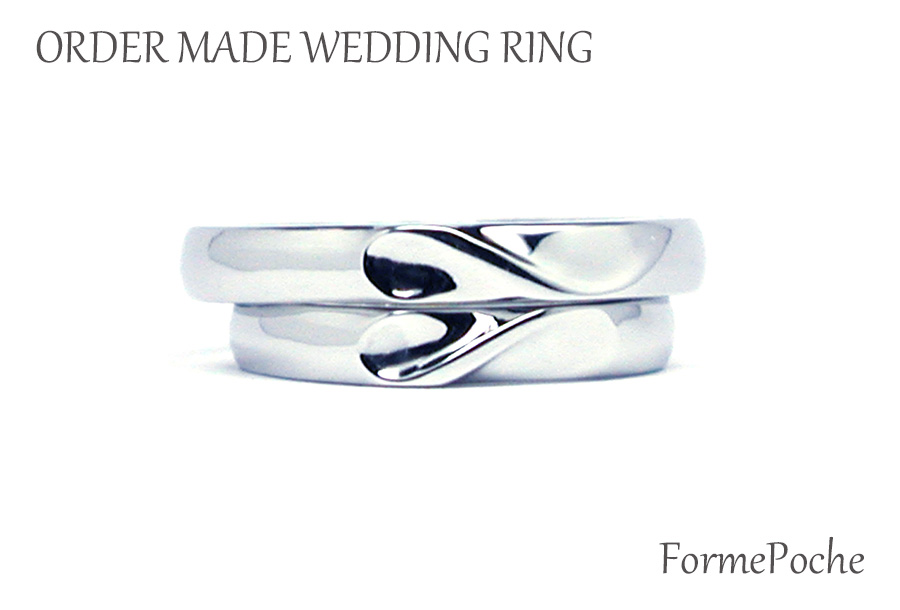 hi170601w1090-R01 オーダーメイド結婚指輪大阪 シンプルハート