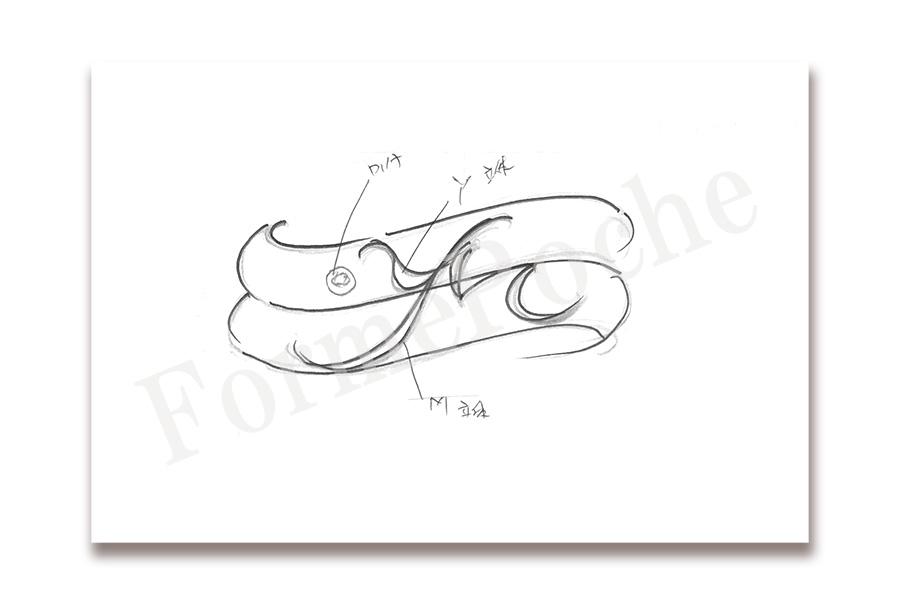 hi170609w1074-2 オーダーメイド結婚指輪 大阪 オリジナルデザイン イニシャル