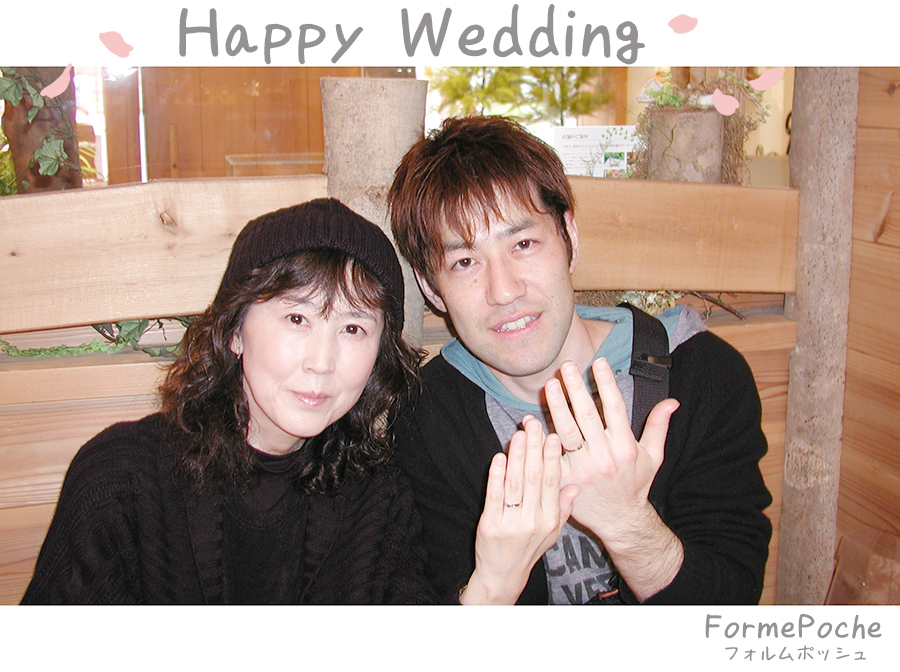 hi170715w1072-01 オーダーメイドの結婚指輪お引き取り時