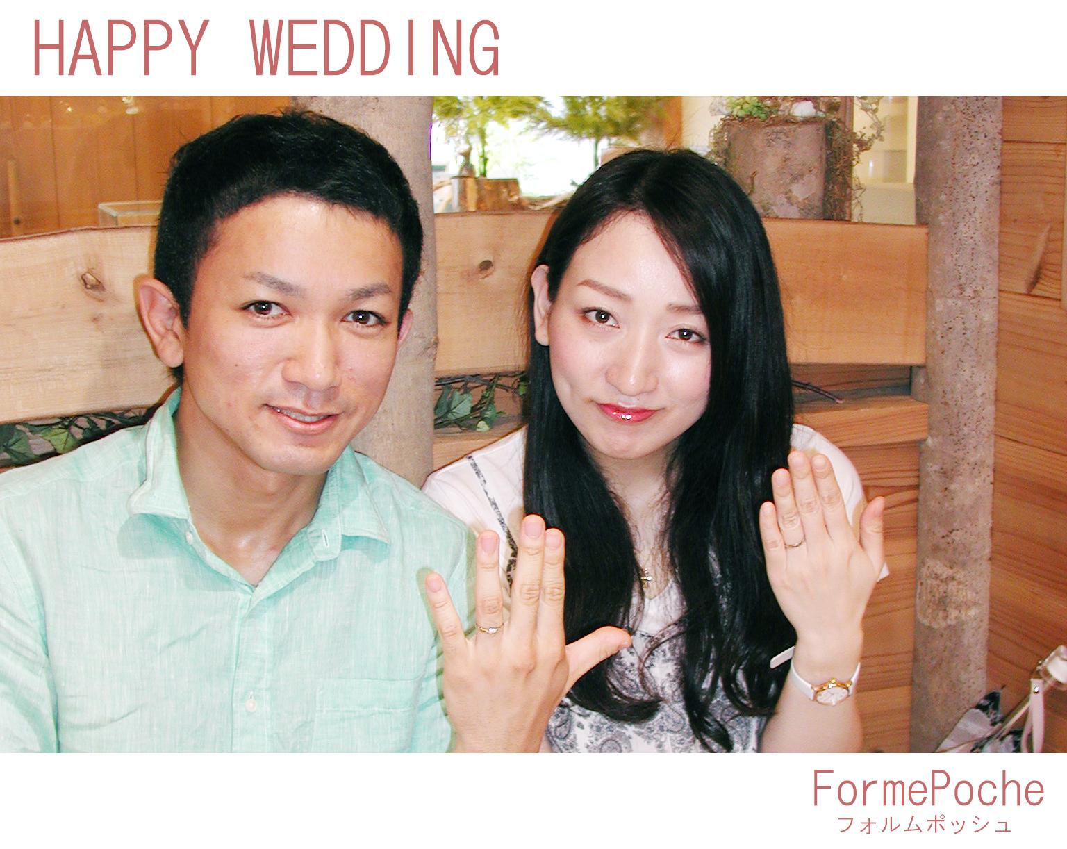 hi170826w1092-01 オーダーメイドの結婚指輪 大阪