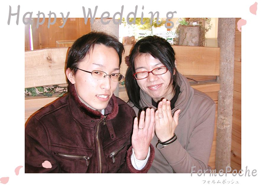 hi170811w1085-01 オーダーメイドの結婚指輪 和風