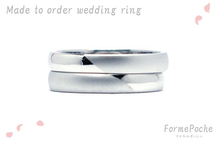 hi170811w1085-R1 オーダーメイドの結婚指輪 シンプル