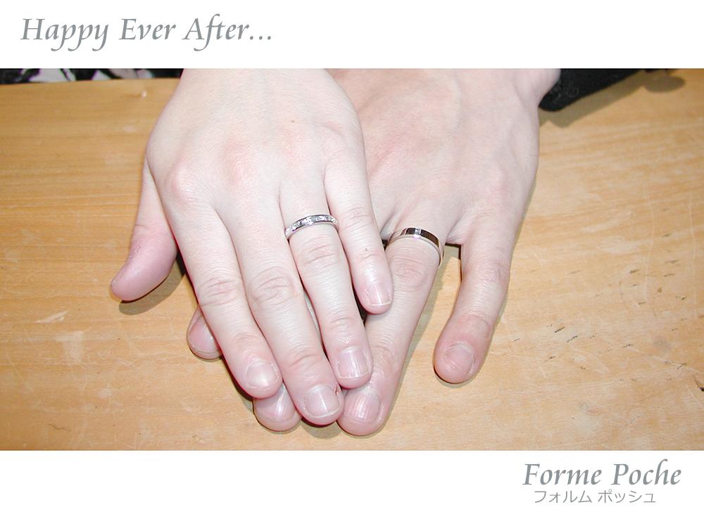 hi170902w1095 ダイヤモンド 結婚指輪 大阪