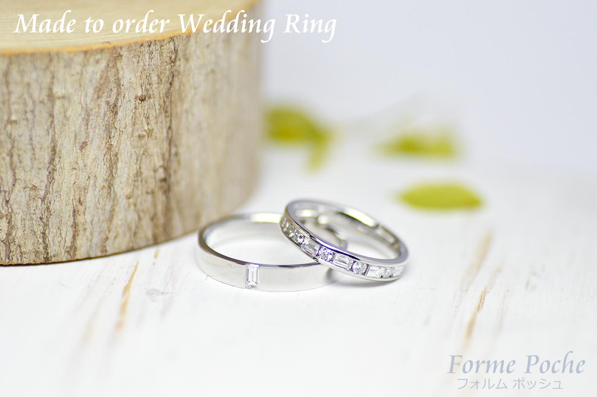 hi170902w1095 オーダーメイドの結婚指輪 ダイヤモンド