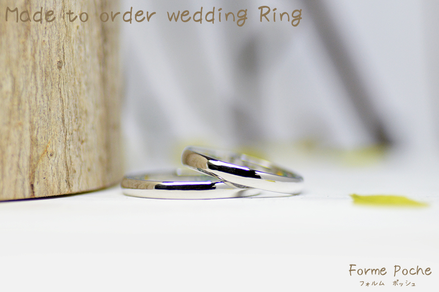 hi180426w1138 ring2 オーダーメイドの結婚指輪