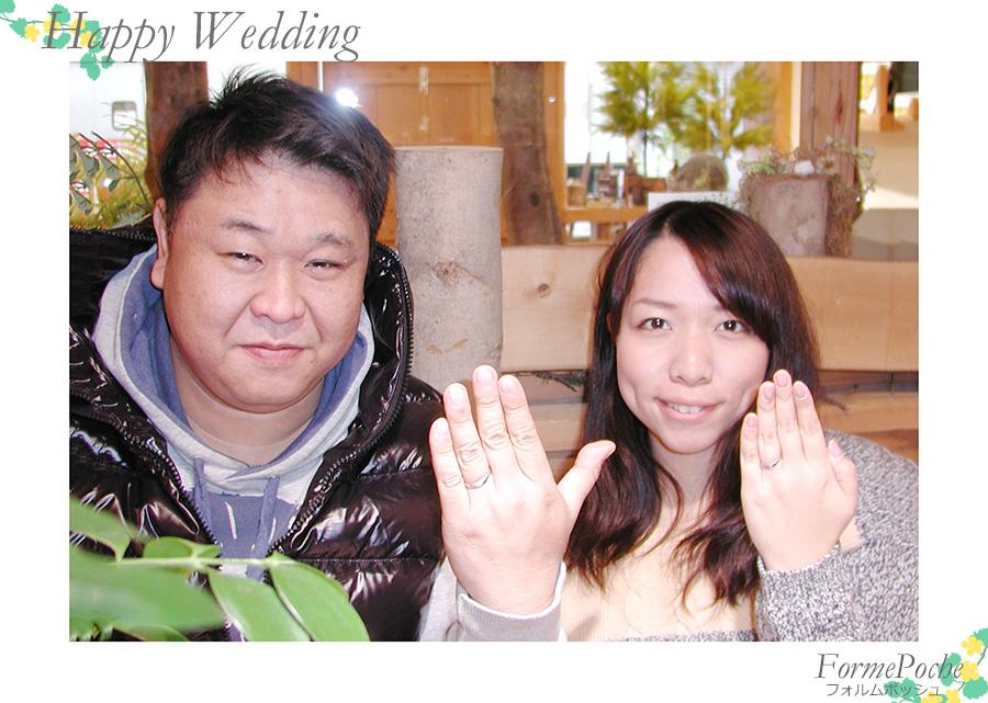 hi180503w1132-1 オーダーメイドの結婚指輪 大阪