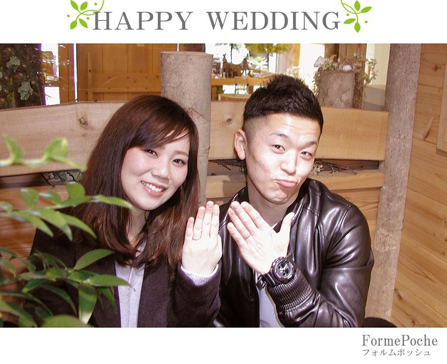hi180512w1145-5 オーダーメイドのシンプルな結婚指輪 大阪 高知