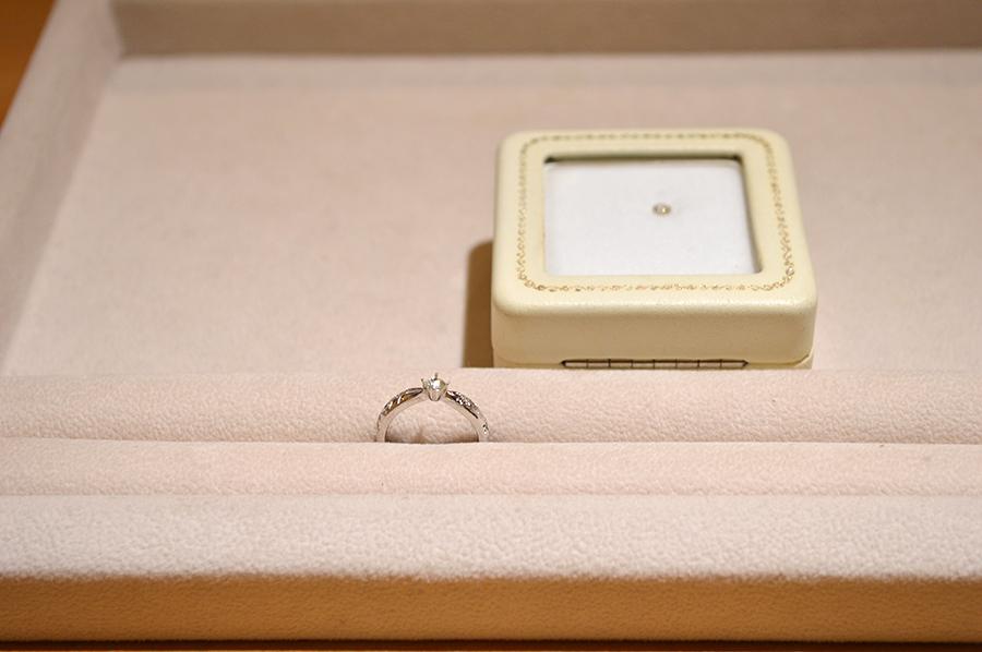 hi180623w1153-6 婚約指輪 ハワイアン リフォーム ダイヤ持込み