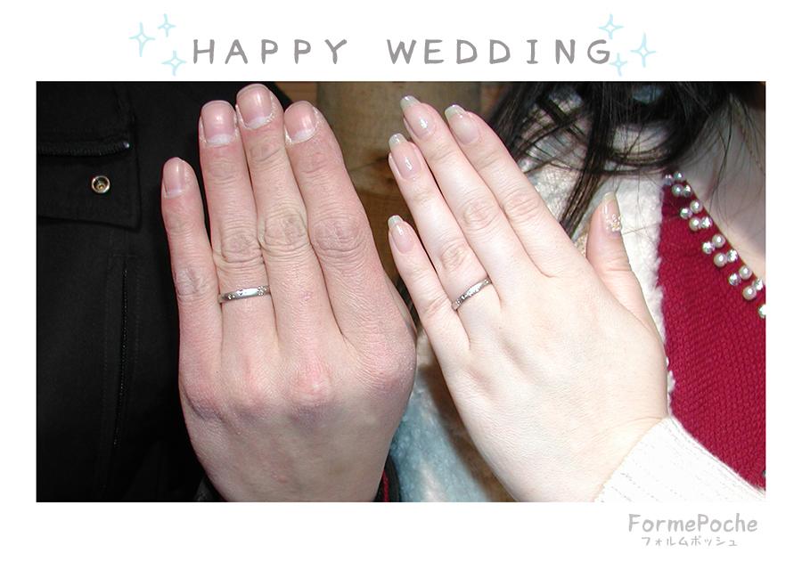hi180802w1144-5 結婚指輪 大坂 オーダーメイド 手作り