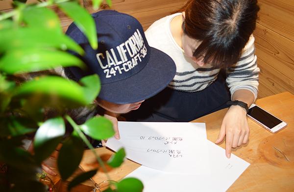 hi180929w1159-7 結婚指輪 刻印 大阪 自筆の刻印